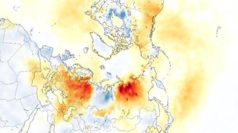 ABDden sonra Rusya da orman yangınlarıyla mücadele ediyor