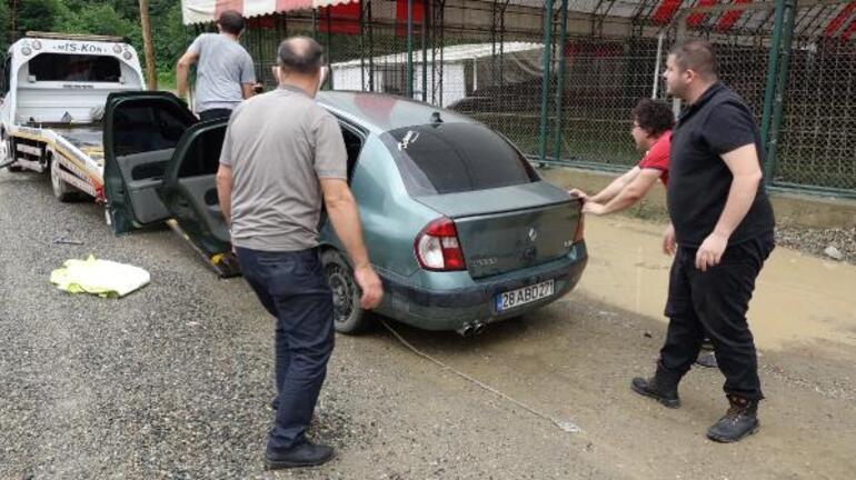 Doğu Karadeniz'de sağanak; mahsur kalan 100 kişi kurtarıldı