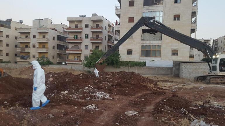 Son dakika: Afrinde PKK vahşeti: Çuvallar içinde 35 sivilin cansız bedeni bulundu