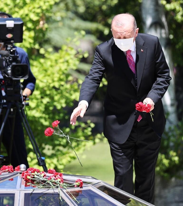 Son dakika... İlk bombanın düştüğü yerde tören Cumhurbaşkanı Erdoğandan flaş açıklamalar