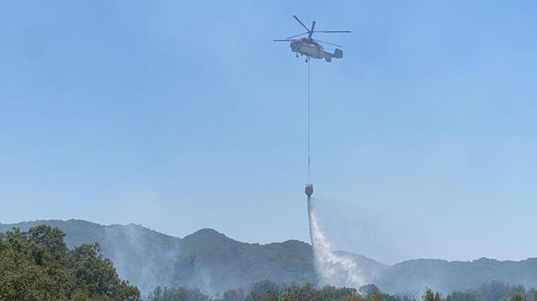 Son dakika... Haberler peş peşe geldi 3 ilde orman yangını