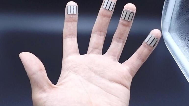 Telefonu parmaklarınızla şarj etmek mümkün hale geliyor