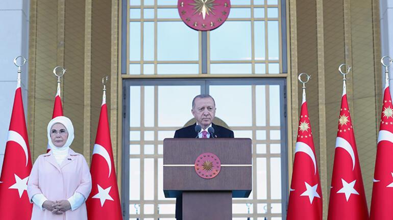 Son dakika: Cumhurbaşkanı Erdoğan: Millete silah çekenin affı olmaz