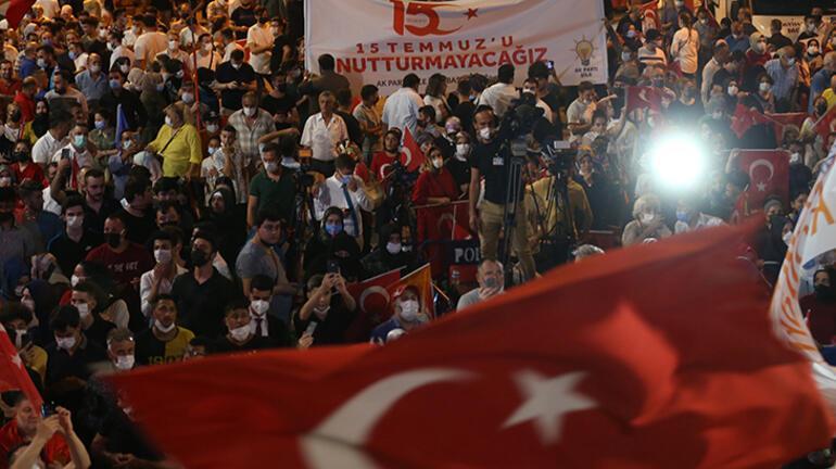 AK Parti Genel Başkanvekili Numan Kurtulmuş: 15 Temmuz zaferi Türkiyenin önünü açmıştır