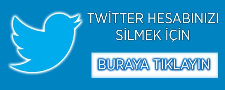 Twitter Hesap Silme Linki 2021: Twitter Hesabı Nasıl Silinir