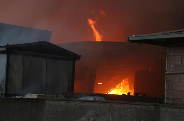 Korkutan fabrika yangınıyla ilgili flaş gelişme