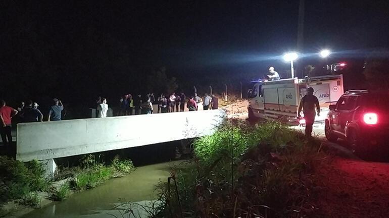 Sakarya'da sulama kanalına düşen çocuğun cesedine ulaşıldı - Güncel  Haberler Milliyet