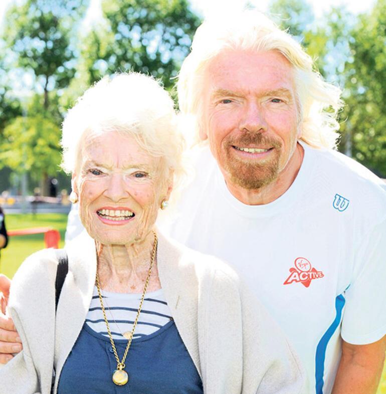 Dizginlenemez bir hayalperest: Richard Branson