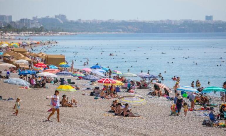 Antalyada oteller bayram satışlarını kapattı