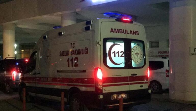 Mantar kabusu 8 kişi hastaneye kaldırıldı