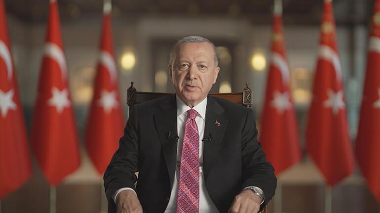 Son dakika... Cumhurbaşkanı Erdoğan bayram mesajında ilan etti Yerli aşı açıklaması