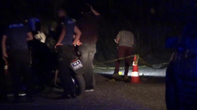 Silivride silahlı saldırıya uğrayan kadın yaralandı