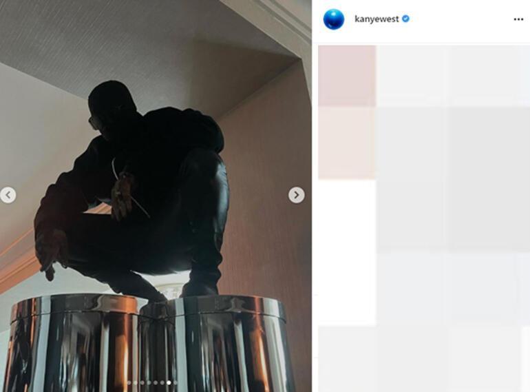 Kanye West iki yıl sonra sosyal medyaya döndü