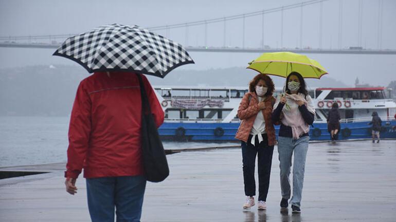 Son dakika... Meteorolojiden İstanbul dahil çok sayıda ile art arda uyarı