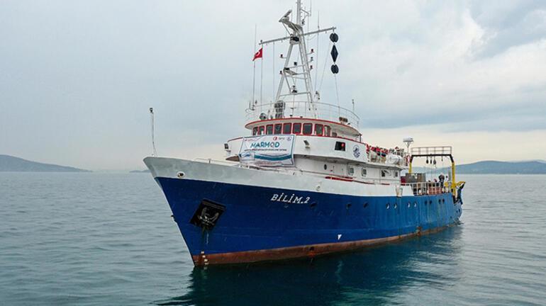 ODTÜ Bilim-2 Gemisi, Marmaradaki araştırmalarına ağustosta devam edecek