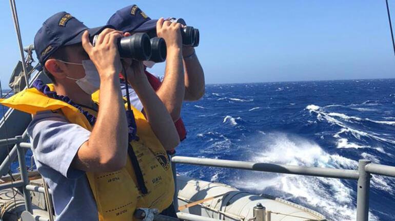 Son dakika: MSB duyurdu Akdenizde içerisinde 45 kişinin bulunduğu tekne battı