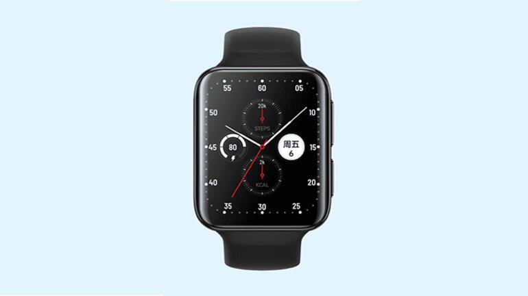 Oppo Watch 2nin tasarımı netleşiyor