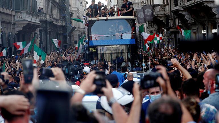 İtalyada yeni alınan Covid kararı aşı patlamasına neden oldu