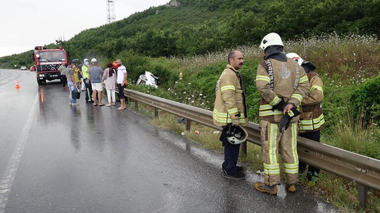 Kaza sonrası iddia üzerine hareket geçtiler Termal kamera ile aradılar