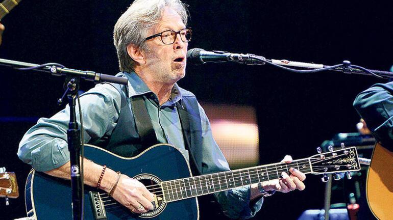 Eric Clapton, ne olur müziği kurtarma