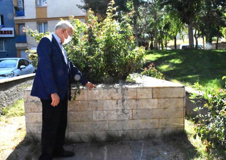 Paraguayın Ankara Büyükelçisi Valdezden, Aziz Vlasın mezarına ziyaret
