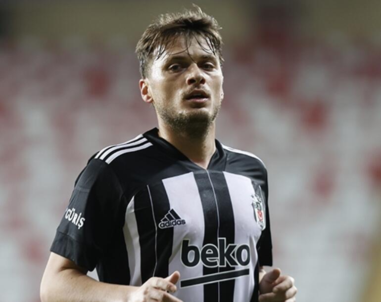 Son dakika - Beşiktaşta Adem Ljajic herkesi şaşırttı