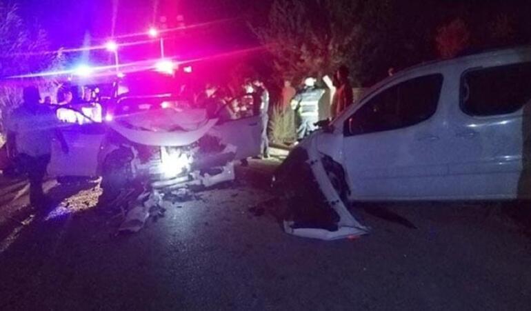 Feci kaza 1 çocuk hayatını kaybetti