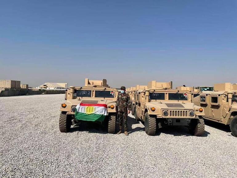 ABD göstere göstere verdi Bir ordu kurulur...