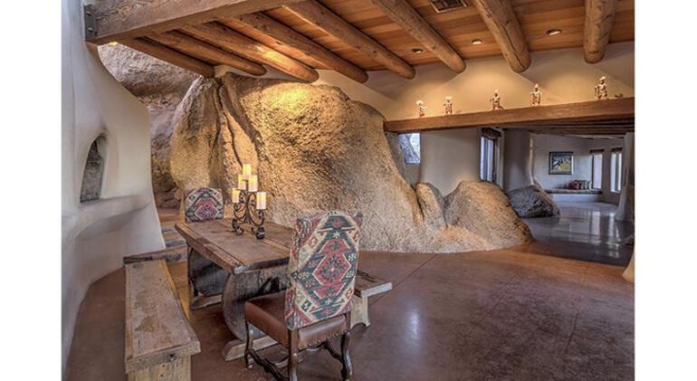 Amerika Birleşik Devletleri'ndeki en orijinal evi keşfedin