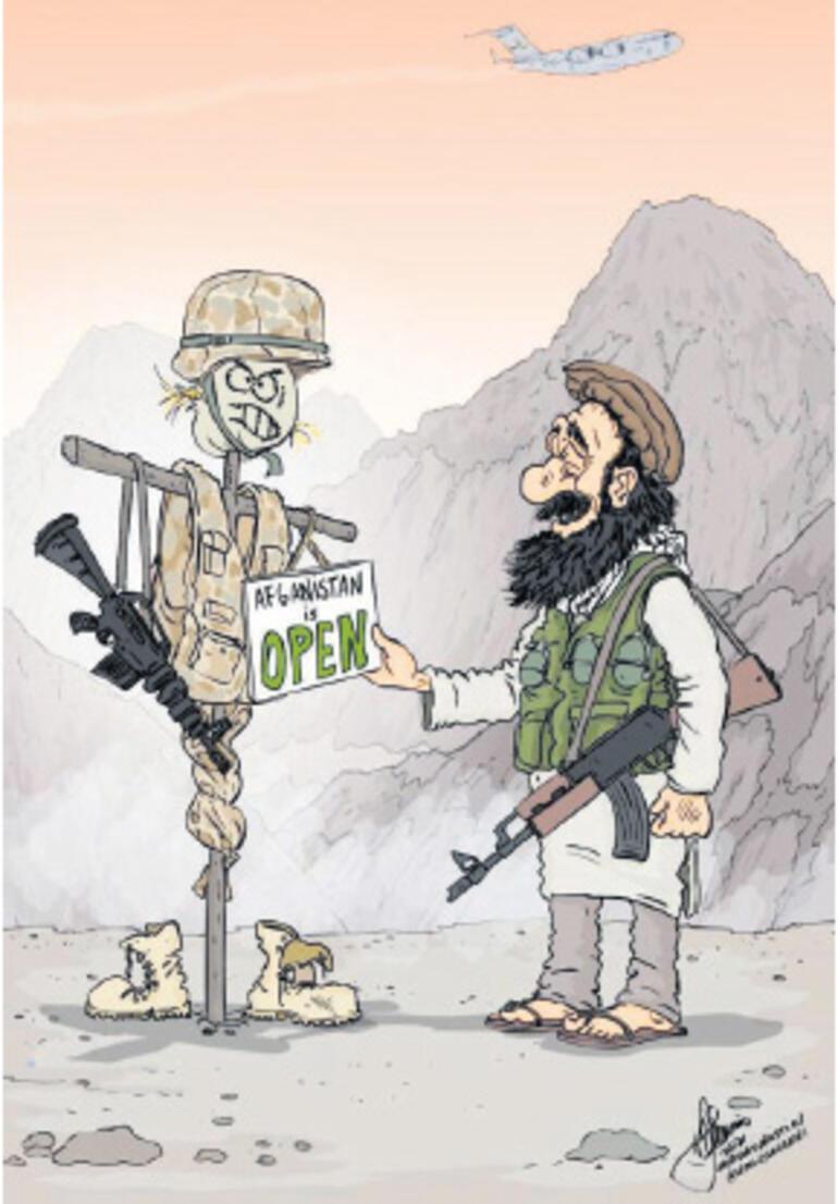 Taliban'dan ABD'ye güvence