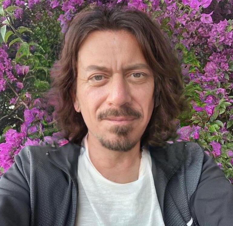 Mehmet Esen yeni filmi için 25 yaş gençleşti