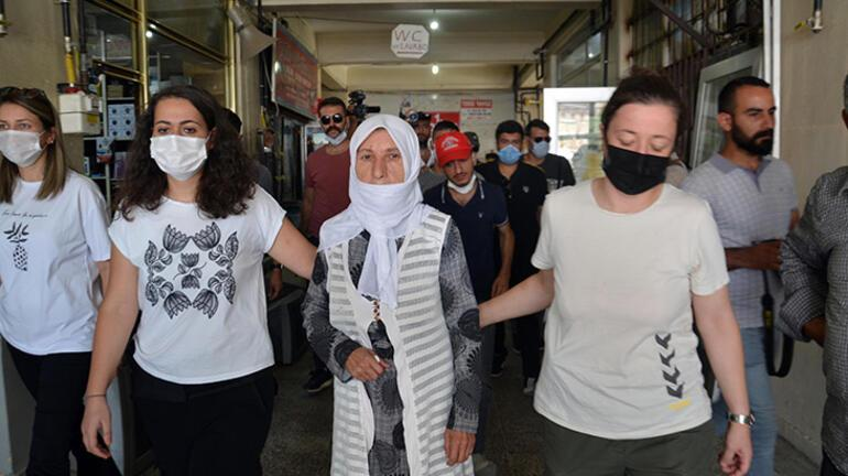 Muş'ta, HDP önünde evlat nöbeti tutan anneler umutlu