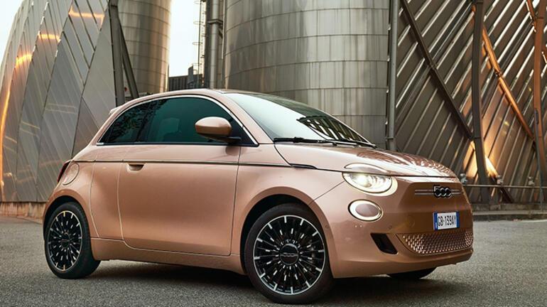 Yeni Fiat 500e Green NCAPden ödül