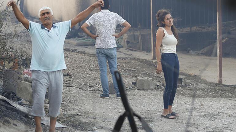 Son dakika... Manavgatta yangın felaketi Bakan acı haberi verdi