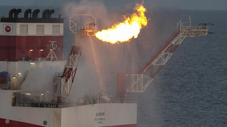 Son dakika: Karadeniz gazında ilk ateş yakıldı Erdoğan: Açtığımız kuyular ilk değil, son da olmayacak