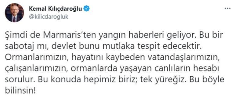 Kılıçdaroğlu: Bu konuda hepimiz biriz; tek yüreğiz