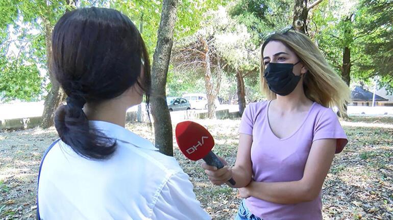 Patrondan genç kıza yazlık evde taciz iddiası Ablası uyurken söylediklerini kaydetti