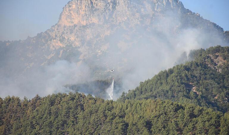 Son dakika haberleri: Türkiye yangın kabusu yaşıyor Haberler peş peşe geldi...