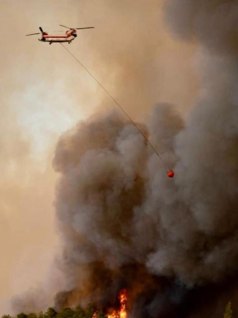 Son dakika... Bakanlardan yangınlarla ilgili peş peşe açıklamalar