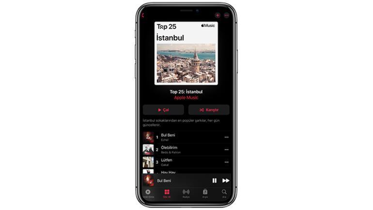 Yazın keyfini çıkaracağınız uygulama, oyun, podcast ve müzik listeleri iPhoneda