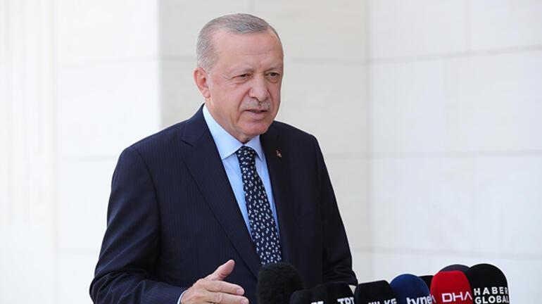 Son dakika Cumhurbaşkanı Erdoğandan korona açıklaması: Bayramda tersine döndü