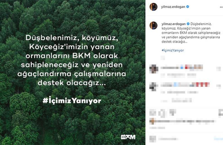 Yılmaz Erdoğanın Köyceğizdeki çiftliği riskli bölgede