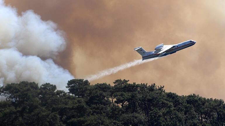 Son Dakika Haberi: Türkiye yangın kabusu yaşıyor Yol ulaşıma kapandı