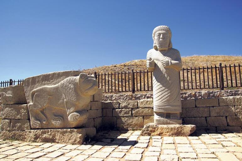 Dünya mirası Arslantepe