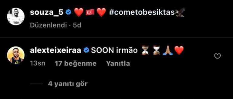 Son dakika haberi: Beşiktaş, Alex Teixeira ile transfer için anlaşma sağladı
