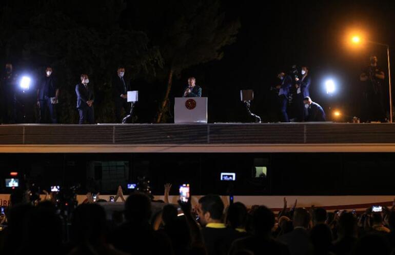 Son dakika Cumhurbaşkanı Erdoğandan Marmariste önemli açıklamalar