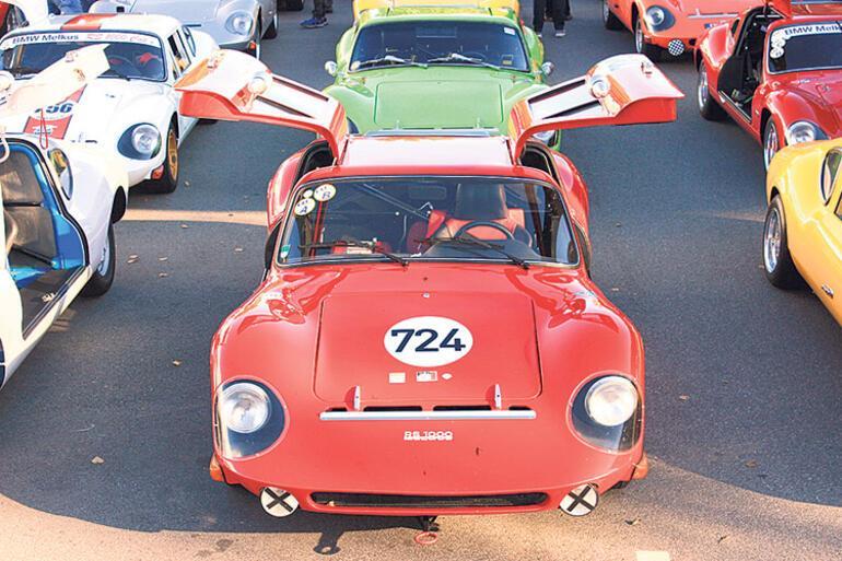 Doğu Alman Ferrari'si: Melkus