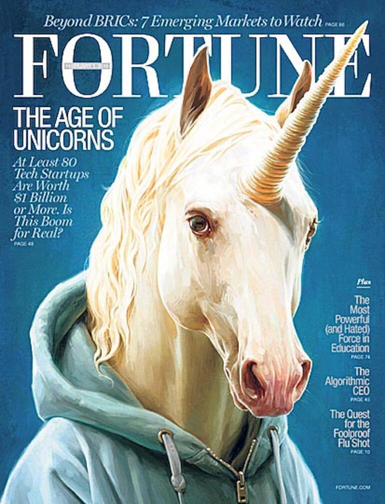 Dikkat; unicorn'larımız yurt dışına göçüyor