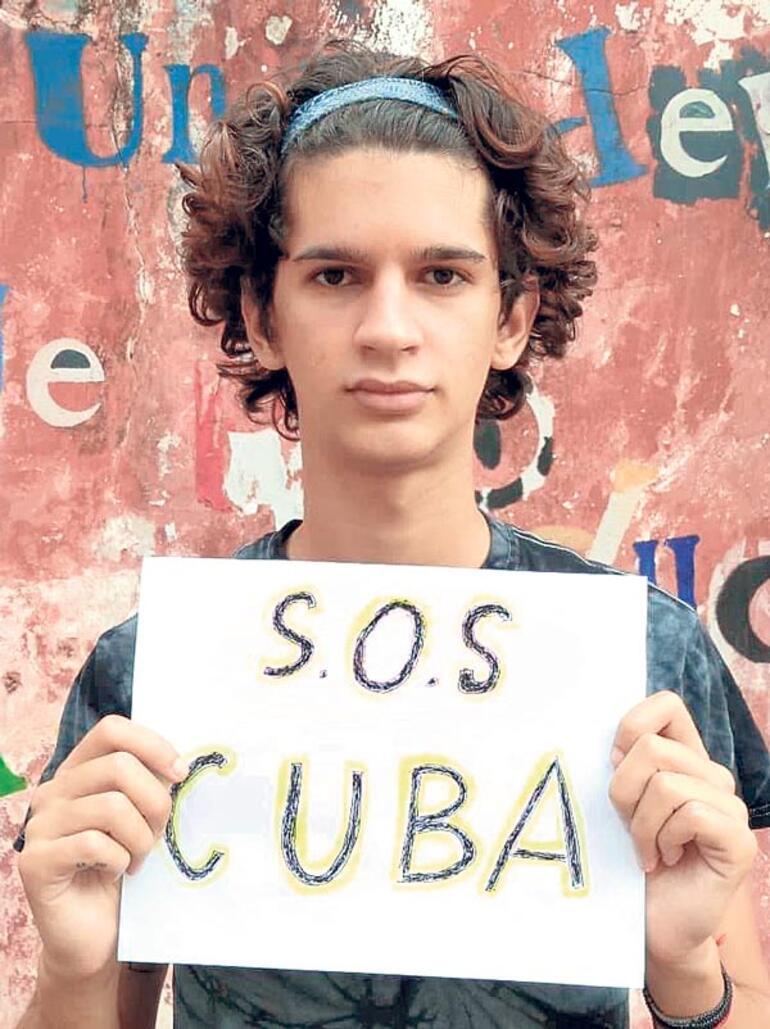 Küba sokaklarında 'değişim' talebi