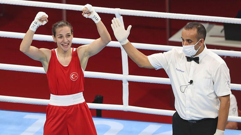 Son dakika: Buse Naz Çakıroğlu, olimpiyat madalyasını garantiledi